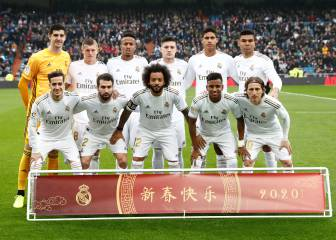 Real Madrid 1x1 player ratings: Casemiro shines vs Sevilla