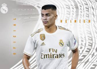 Oficial: Reinier, al Real Madrid