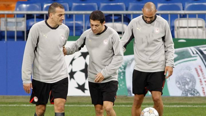 Kovacevic, Galletti y Raúl Bravo