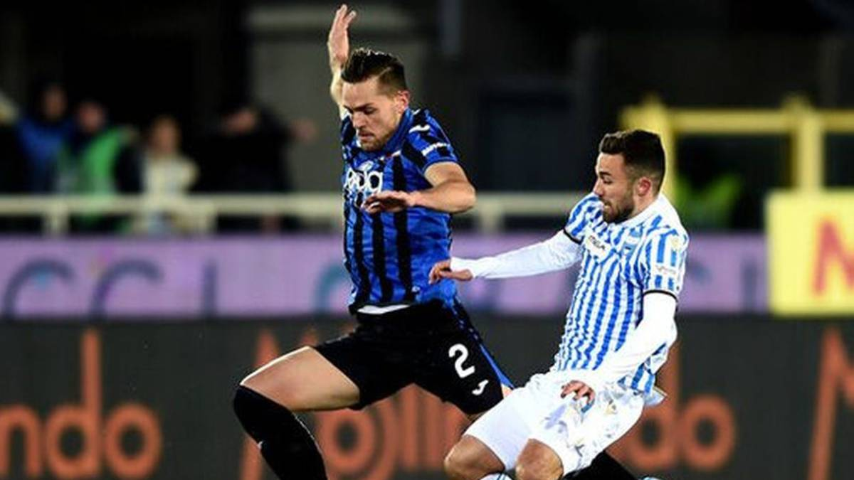Con fútbol Spal le dió vuelta el partido al Atalanta que no se pudo acercar a puestos de Champions (Vídeo) 1579546006_426923_1579558470_noticia_normal