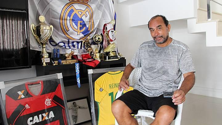 """""""El Real Madrid es lo mejor que le podía pasar a Reinier"""""""