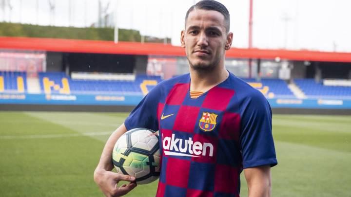 Rei Manaj es traspasado al Barça