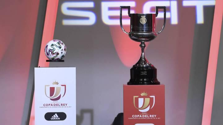 Sorteo de Copa del Rey: cuándo es y equipos clasificados ...