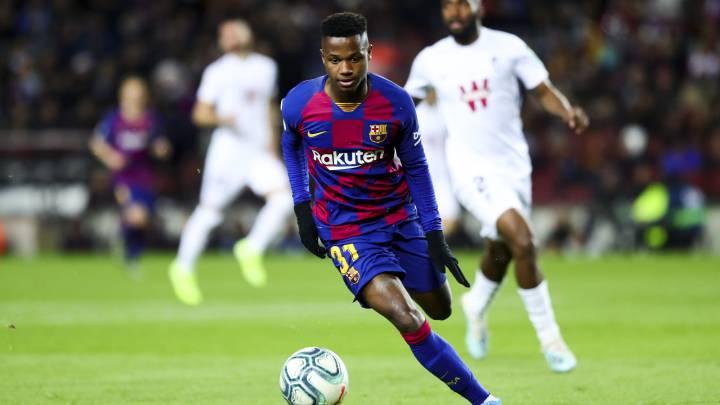 Alineacion Confirmada Del Barcelona Hoy En La Copa Del Rey As Com