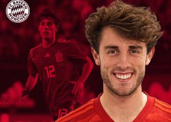 Official: Odriozola signs on loan for Bayern Munich