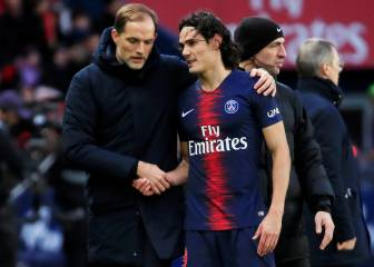PSG: Tuchel clarifies Cavani situation amid ongoing Atlético links