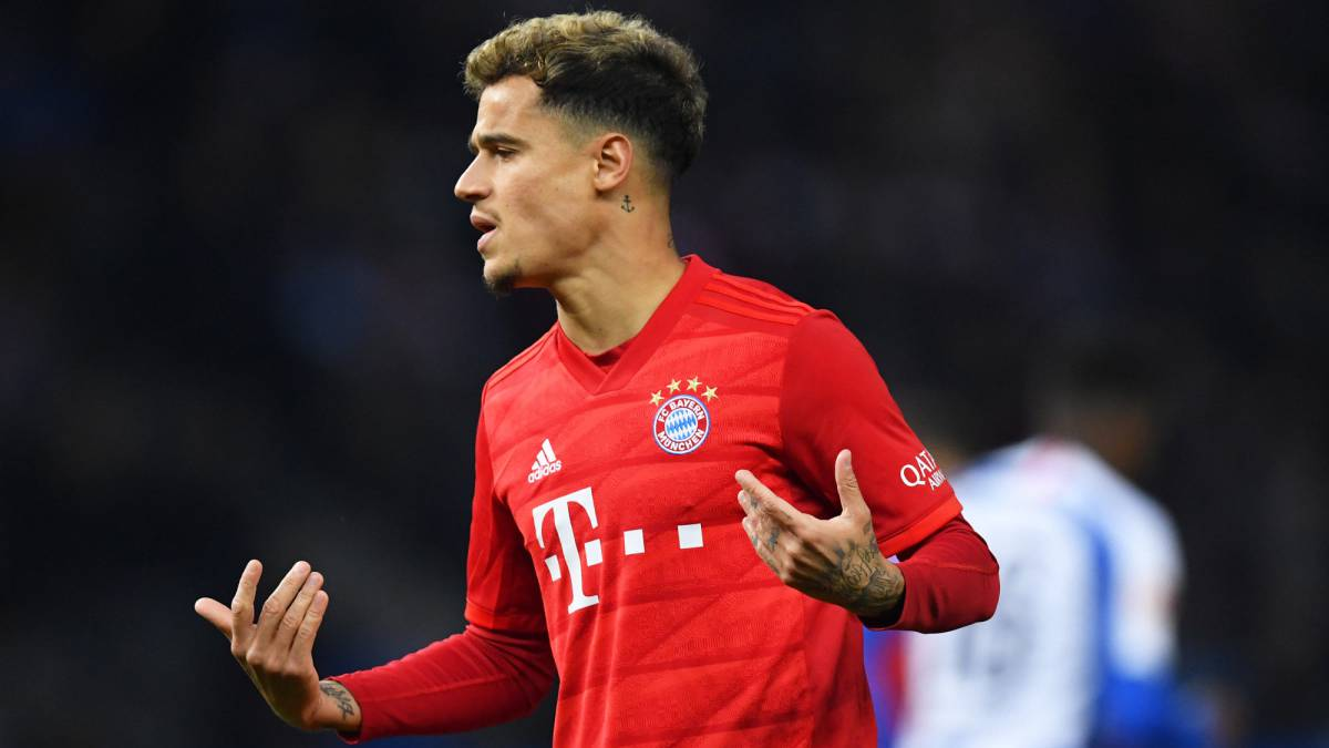Philippe Coutinho Could Be Attached In Lautaro Martínez Deal