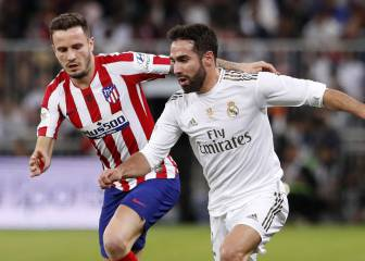 Carvajal recounts the only time he felt fear on the football field