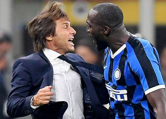 Lukaku: Conte told me I was trash