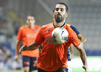 Arda Turan links spark internal row at Galatasaray