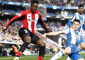 Bilbao's Iñaki Williams