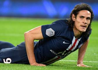 Cavani arrives in Madrid for Atlético medical - reports