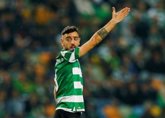 Bruno Fernandes is on his way to join Manchester United
