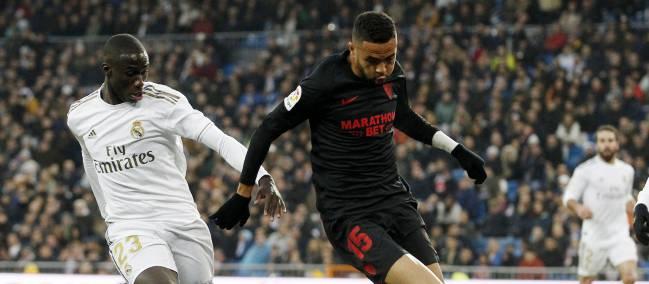 En-Nesyri cambió el Leganés por el Sevilla en el mercado de invierno.