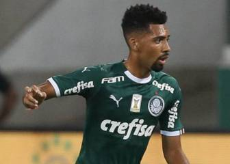 Barcelona set to sign Palmeiras midfielder Matheus Fernandes