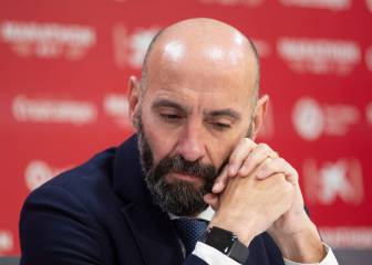 Monchi, rotundo: