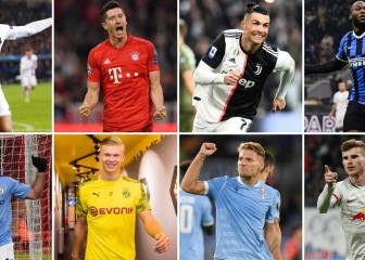 How things stand in the race for the Golden Shoe