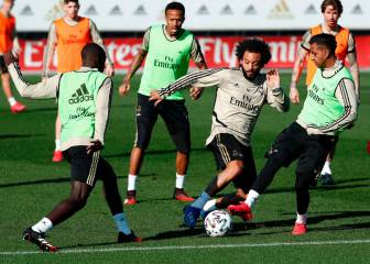 Casemiro, Carvajal and Lucas doubts for Copa del Rey