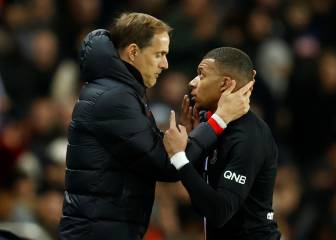 Mbappé refuses to apologise to Thomas Tuchel