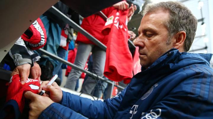 Flick convence en el Bayern