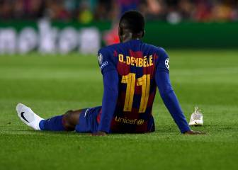 Dembélé injury error to provoke Barcelona witch hunt