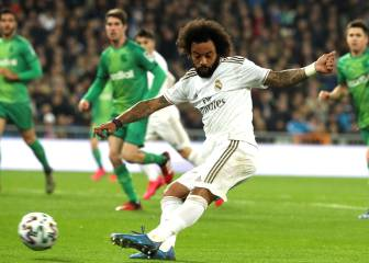 Marcelo becomes goalscorer number 19
