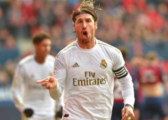 Sergio Ramos: A number '4' operating as a number '9'