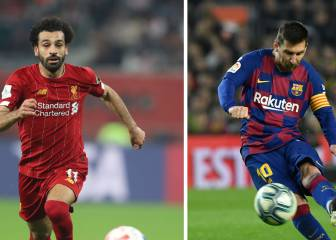 Salah overtakes Messi valuation