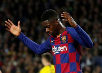 Barça to sign striker with Dembélé set to miss 6 months