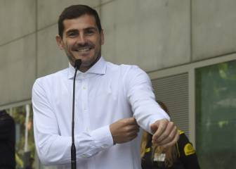 Casillas set to run for Spanish FA presidency claim La SER