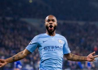 Sterling confident of being fit for Bernabéu visit