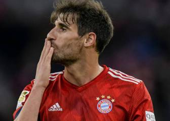 Javi Martínez set to leave Bayern in the summer