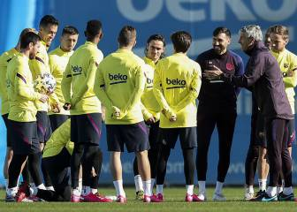 FC Barcelona's four nutritional golden rules