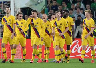 Barça see salary cap reduction ahead of new striker signing