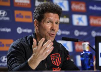 Simeone confirms Morata is available for the Valencia game