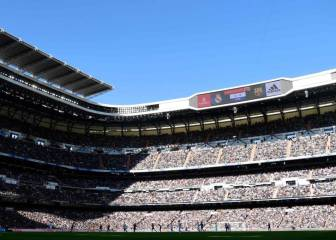 Real Madrid-Barcelona: ticket prices for El Clásico on 1 March