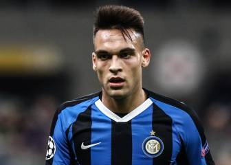 Barça's clean advantage over Madrid in battle for Lautaro
