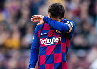 Messi hits worst LaLiga barren patch in over six years