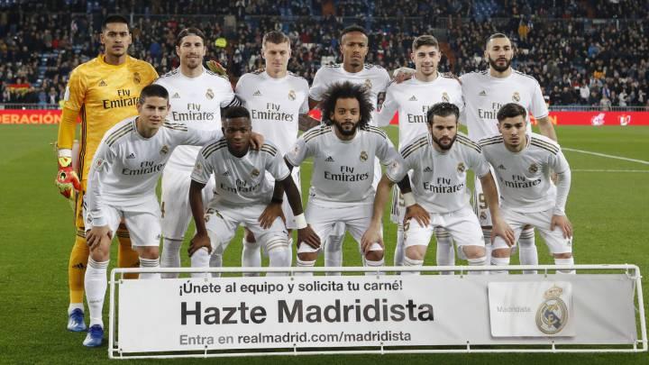 Alineaciones Confirmadas De Real Madrid Y Celta Hoy En Laliga As Com
