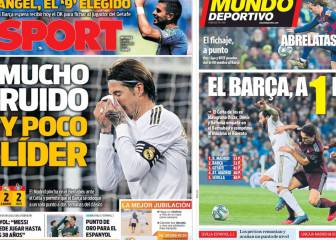Madrid's slip-up prompts optimism from Catalan press