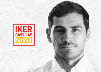 Casillas confirms candidacy in Spanish FA presidential election