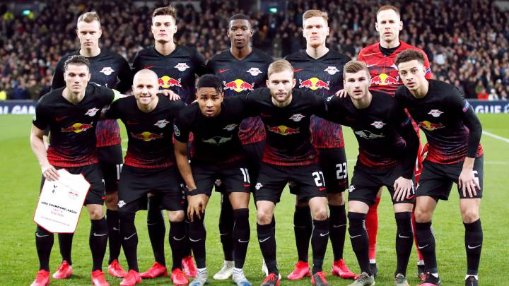 Why Did Leipzig Players Wear Different Shirts For Spurs Ucl Tie As Com