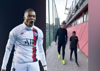 Cristiano offers his view on PSG striker Mbappé