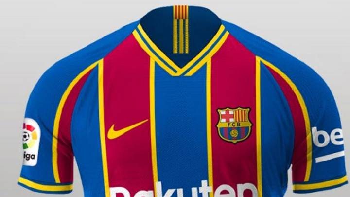 Barcelona Thumbs Up For 20 21 Nike Kits As Squad Gets First Look As Com