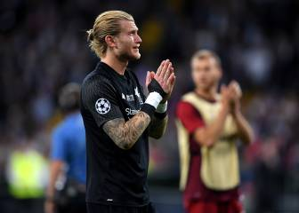 Loris Karius set to return to Liverpool after Turkey stint