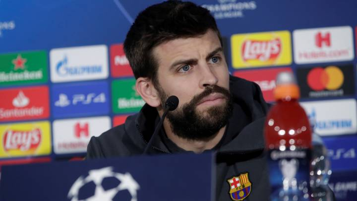 "Piqué: ""In recent years, results have kept the club afloat"""