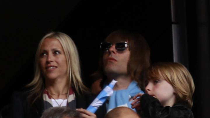 Liam Gallagher mocks UEFA after Man City beat Real Madrid