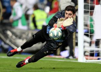 Real Madrid's Courtois says it all clicked after Galatasaray