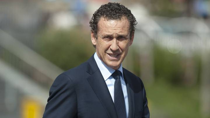 "Valdano: ""The Bernabéu factor? It's not included in the ticket"""