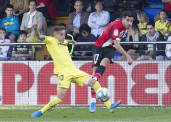 Athletic-Villarreal field all-Spanish XIs in San Mamés